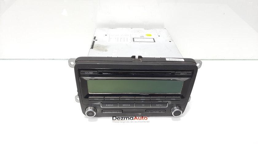 Radio cd, Vw Golf 6 (5K1) [Fabr 2009-2013] 1K0035186AA (id:416631)