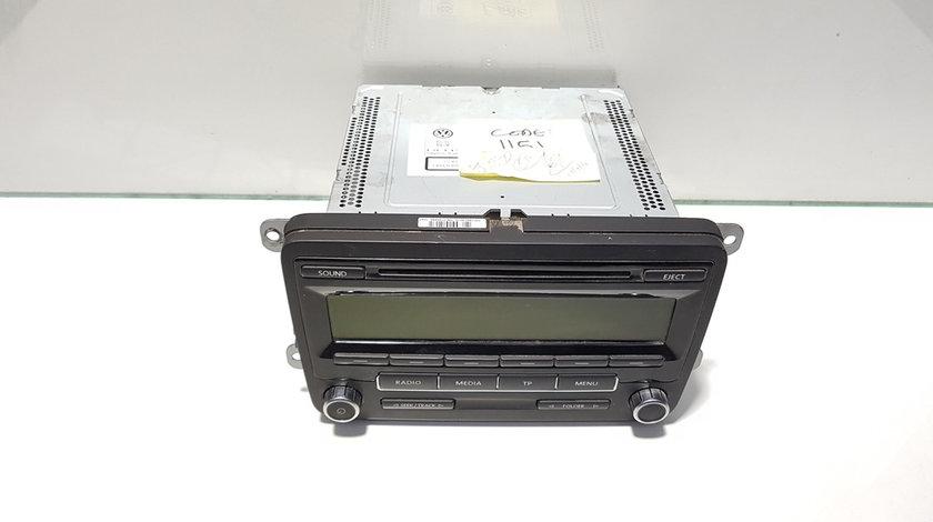 Radio cd, Vw Golf 6 Variant (AJ5) 5M0035186J (id:399855)