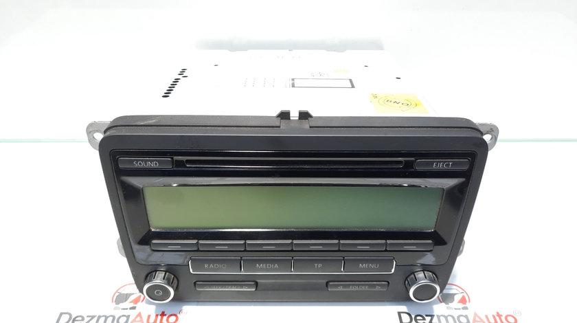 Radio cd, Vw Golf 6 Variant (AJ5) [Fabr 2009-2013] 1K0057187AX (id:445264)