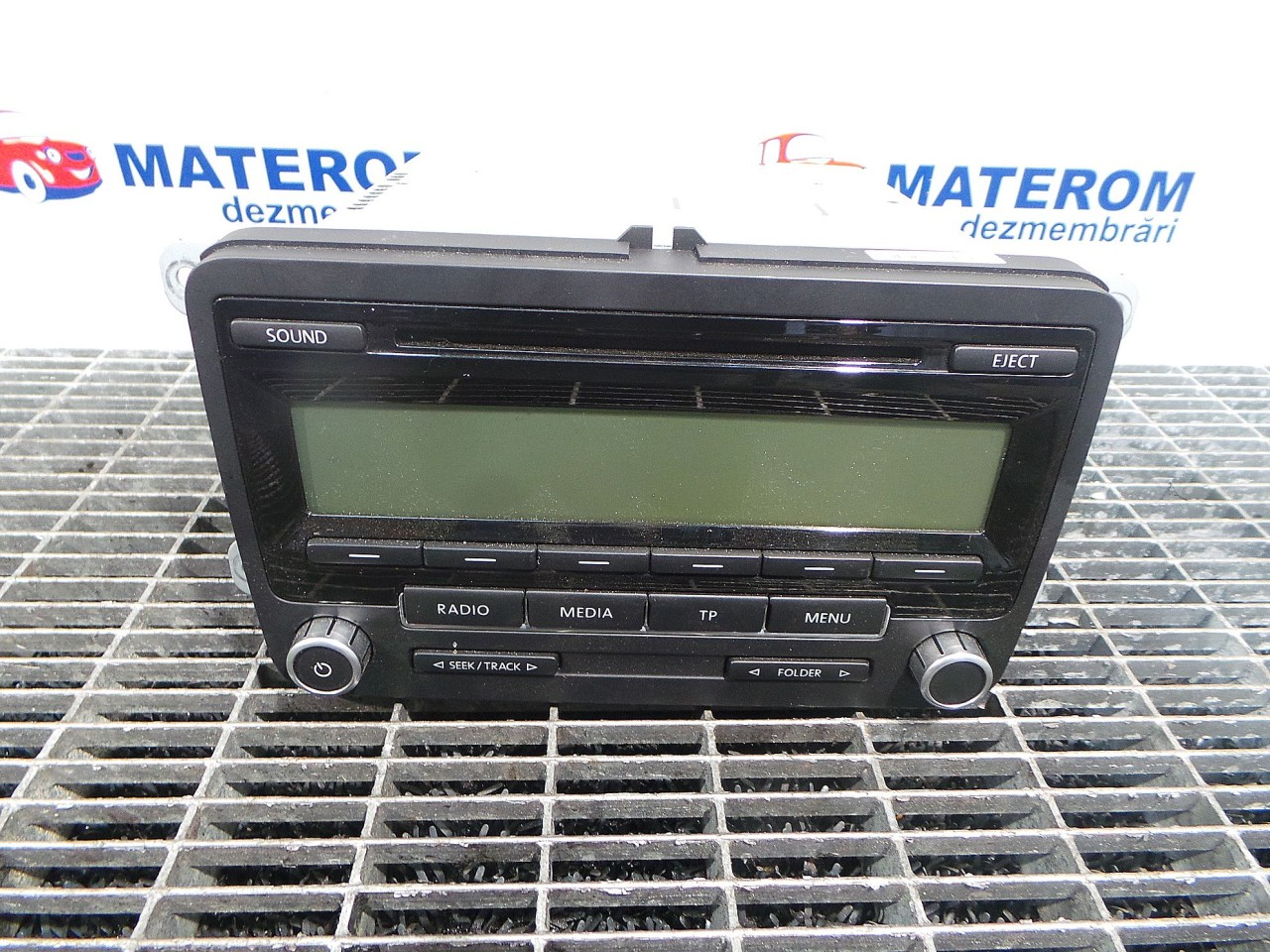 RADIO CD VW GOLF V GOLF V - (2004 2008)