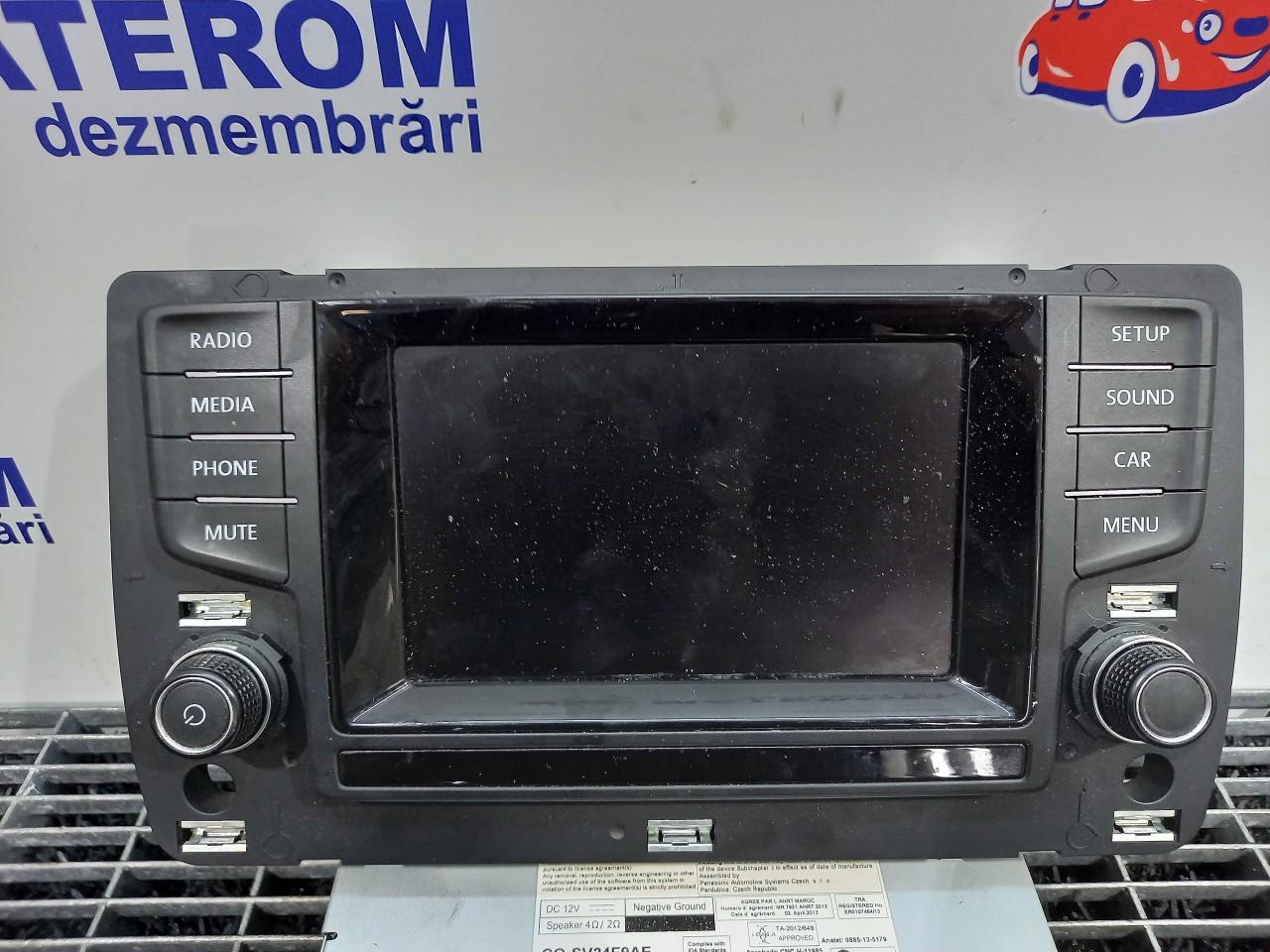 RADIO CD VW GOLF VII GOLF VII - (2012 2016)