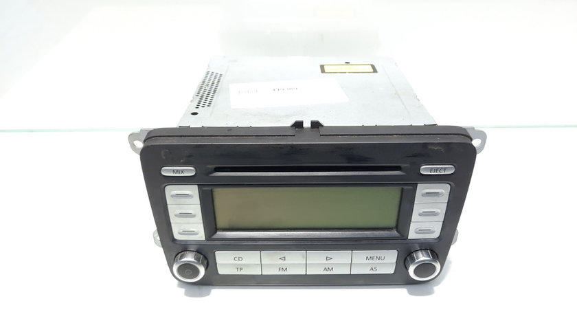 Radio cd, Vw Jetta 3 (1K2) [Fabr 2005-2010] 1K0035186T (id:449389)