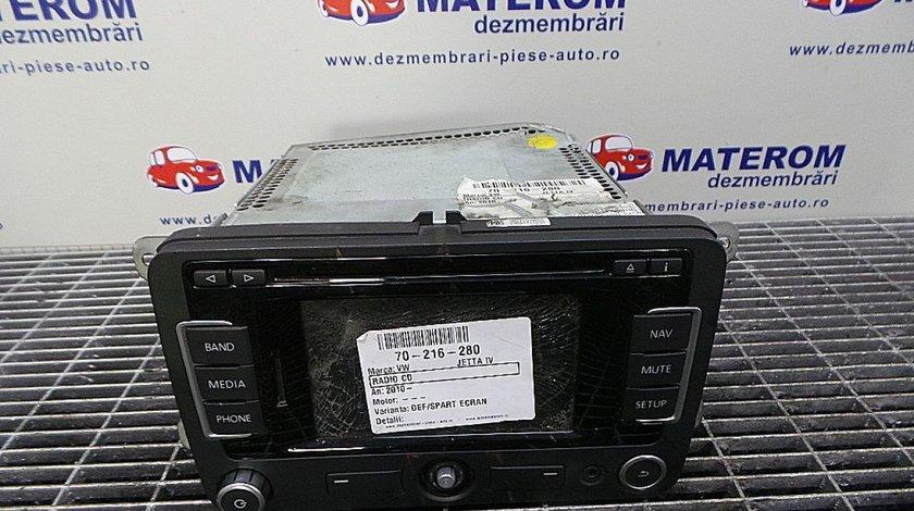 RADIO CD VW JETTA IV JETTA IV - (2010 None)
