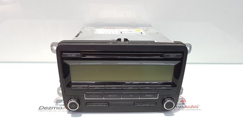 Radio cd, Vw Passat (3C2) 1K0035186AA (id:363512)