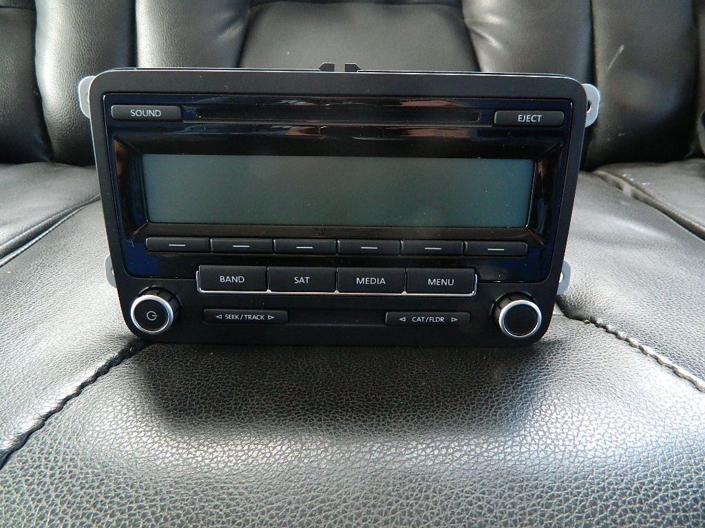 Radio cd Vw Passat CC model 2010