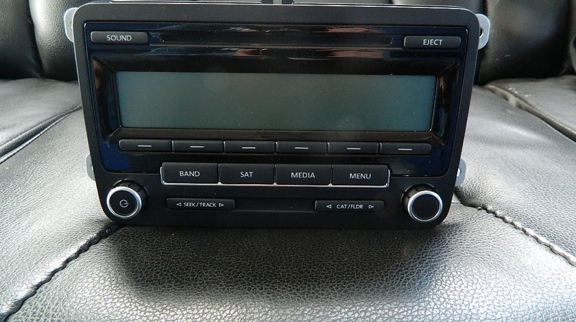 Radio cd Vw Passat CC model 2010