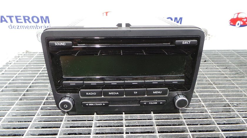 RADIO CD VW PASSAT CC PASSAT CC - (2008 2012)