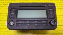 Radio CD Vw Passat, Golf, Touran, Caddy, 1K0035186...
