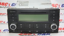 Radio CD VW Touareg 7L cod: 7L6035195B model 2007