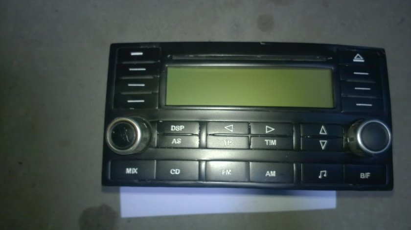 Radio CD VW Touareg TDi 2.5 an 2006