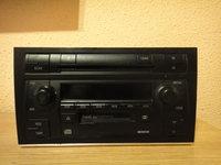 RADIO CU 6 CD-URI ORIGINAL AUDI A4  B6 B7 A6  SYMPHONY 2
