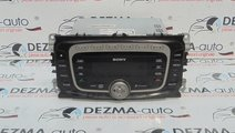 Radio cu mp3, 7S7T-18C939-BF, Ford Mondeo 4 Turnie...