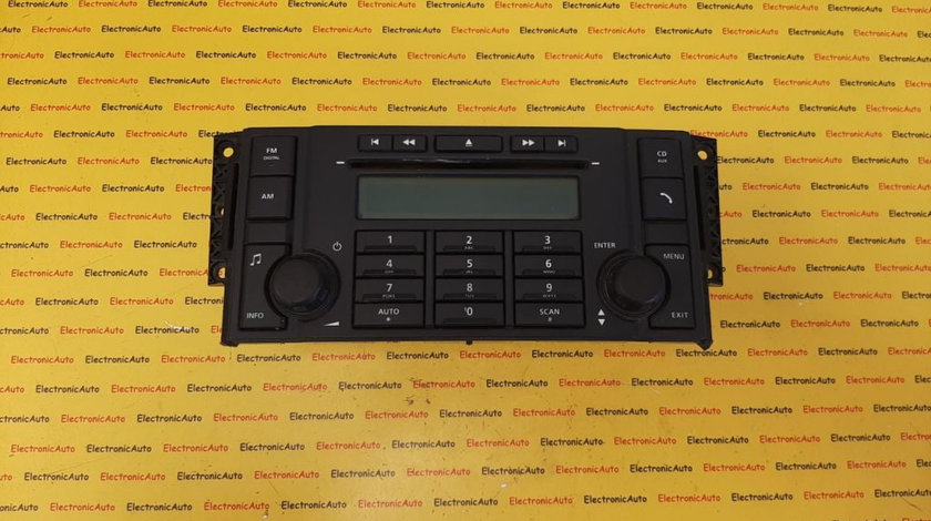 RADIO LAND ROVER FREELANDER 2 6H5218845AC, MA111100021