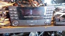 Radio mercedes e-class w211