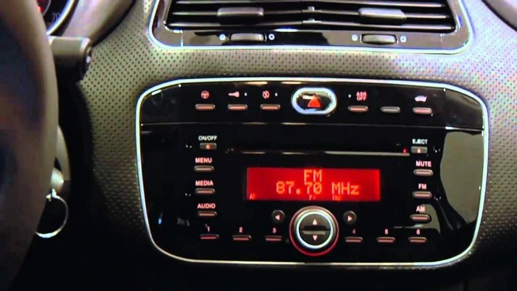 Radio MP3 Player Fiat Punto Opel Combo