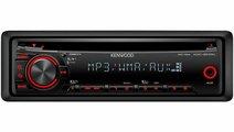 Radio MP3 Player Kenwood KDC 351RN 4 x 50W MP3/WMA...
