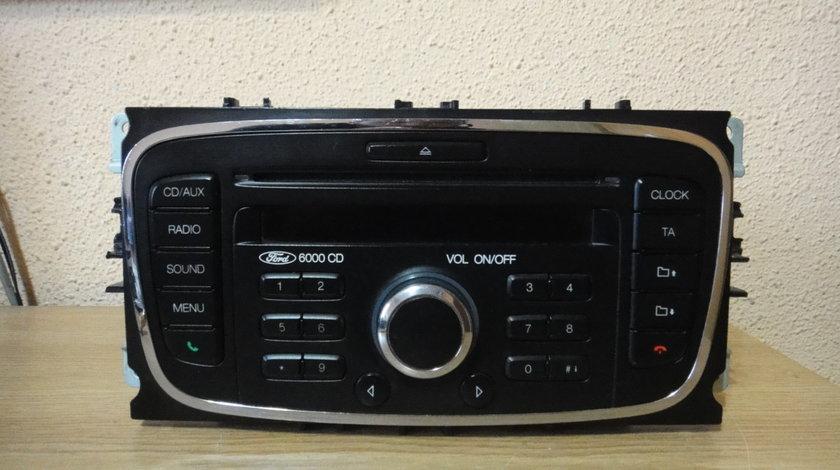 Radio Mp3 Player OEM Ford 6000 Cd 2005-2014