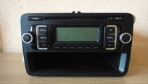 Radio Mp3 Player OEM Volkswagen Rcd210 Passat Golf...