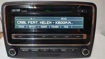 Radio MP3 Player Swing Oem Skoda Superb 2