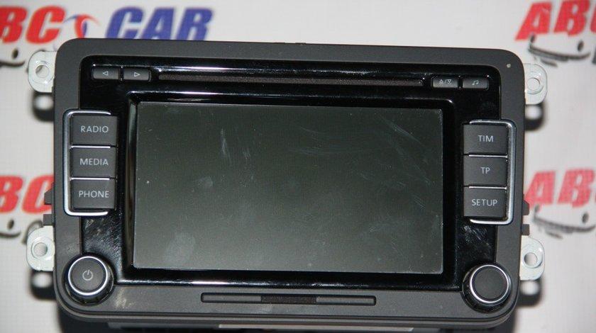 Radio RCD 510 VW Passat B7 cod: 3C8035195F model 2012