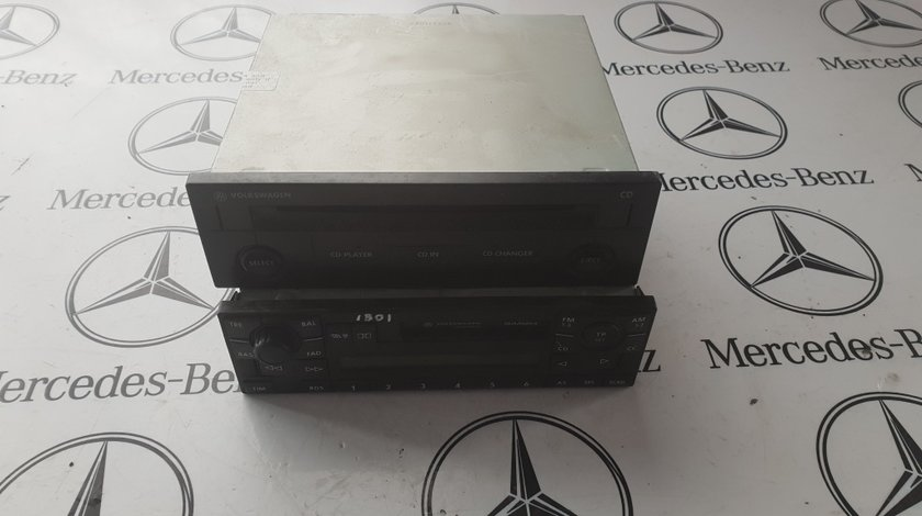 Radio si cd player vw passat b5.5