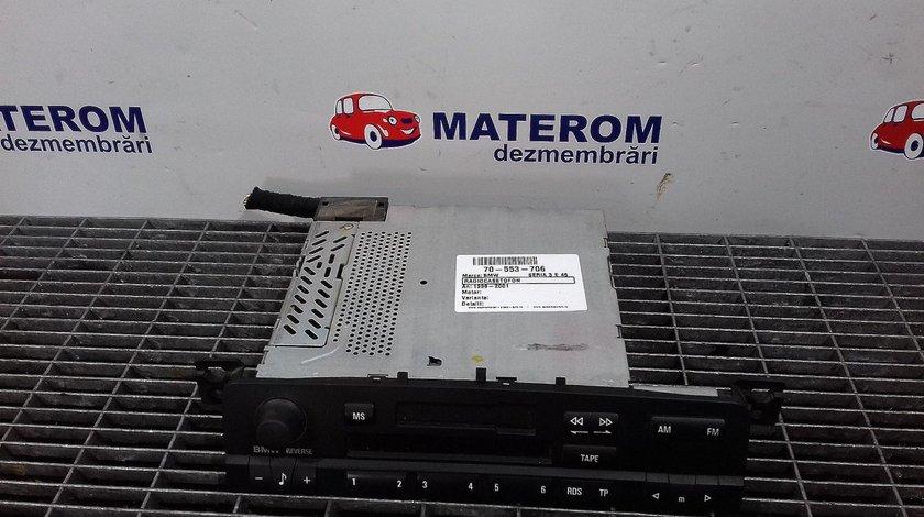 RADIOCASETOFON BMW SERIA 3 E 46 SERIA 3 E 46 - (1998 2001)