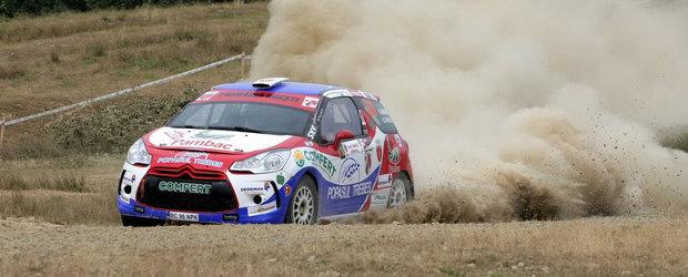Raliul Aradului, o etapa cu ghinion pentru Bacau Rally Team