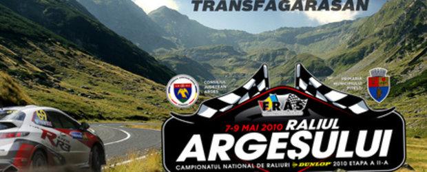 Raliul Argesului ia startul pe 8 mai, pe Transfagarasan!