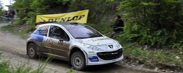 Raliul Moldovei, dominatia straina revine in CNR Dunlop 2012