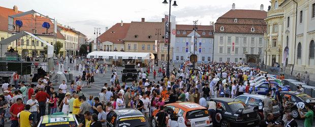 Raliul Sibiului 2011: un raliu pe asfalt si macadam este in pregatiri