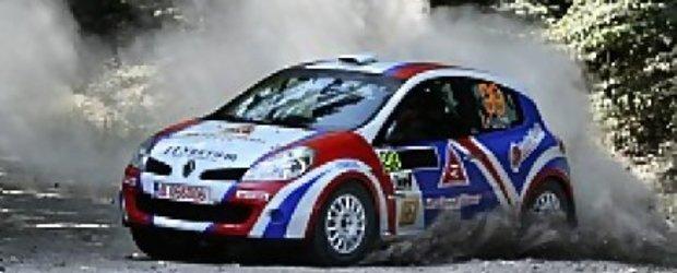 Raliul Tara Barsei Dunlop Seat- Miettinen castiga in mare stil