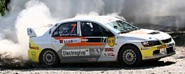 Raliul Tara Barsei Seat Dunlop- Miettinen isi mareste avantajul