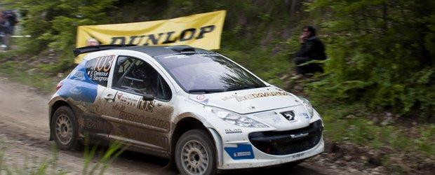 Raliului Tara Birsei Dunlop 2012, provocarea macadamului continua