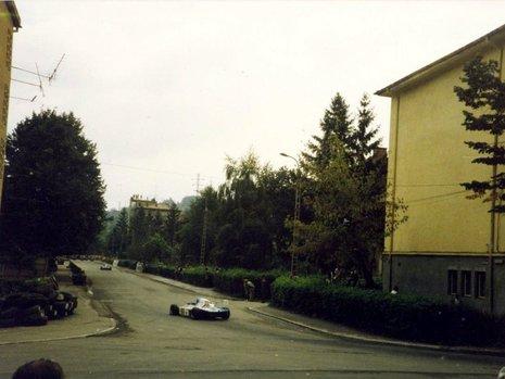 Raliuri si curse vechi in Romania