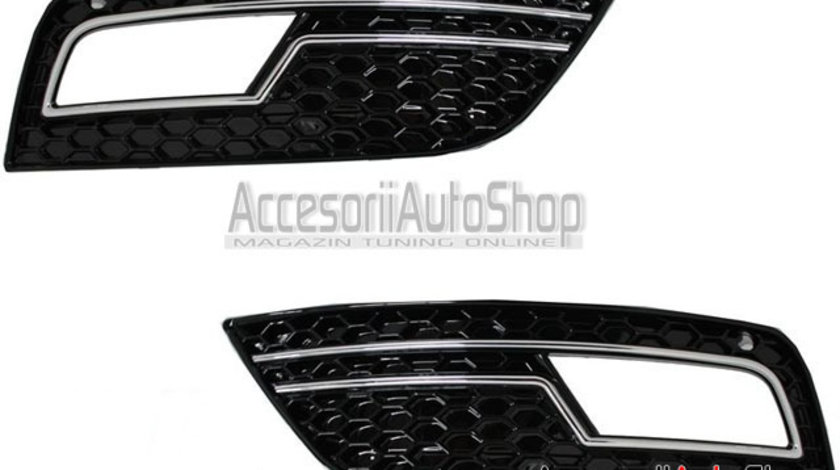 Rame proiectoare A4 B8 Facelift 2012 + RS4 STYLE
