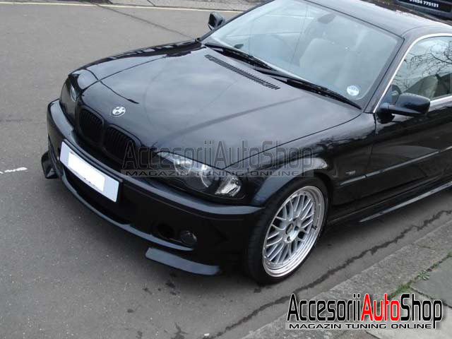Rame proiectoare BMW E46 M-tech 2 - HAMANN MODEL