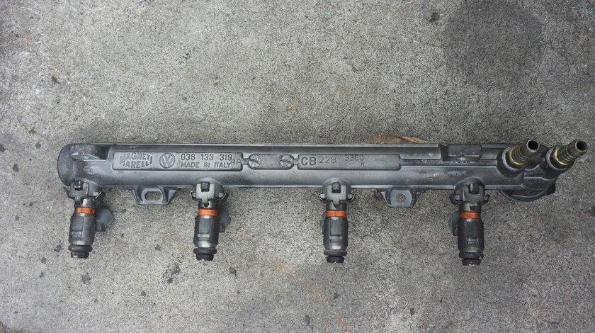 rampa cu injectoare 036133319AA tip motor 1.4 16v AUA