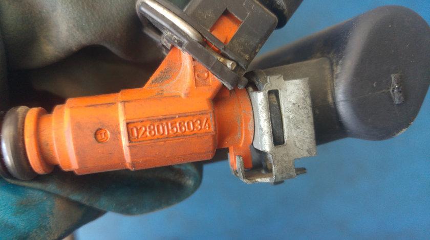 Rampa cu injectoare peugeot 206 207 308 1.6 benzina nfu 0280156034