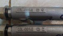 Rampa injectoare 03l130089g audi tt 2.0 tdi cbbb 1...