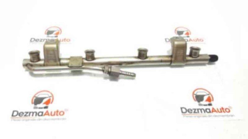 Rampa injectoare, 06B133317AF, Audi A4 Avant (8E5, B6) 1.8T, Benzina