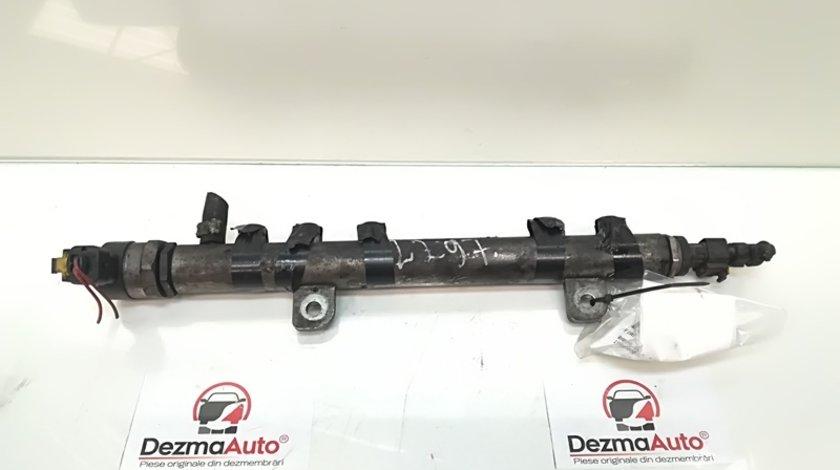 Rampa injectoare, 55200517, 0445214086, Lancia Ypsilon (843) 1.3M-Jet din dezmembrari