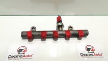 Rampa injectoare, 9645689580, Peugeot 407 SW 2.0 h...