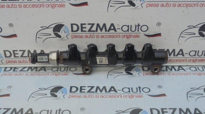 Rampa injectoare 9654592680, Peugeot Expert Tepee (VF3V) 1.6hdi, 9HU