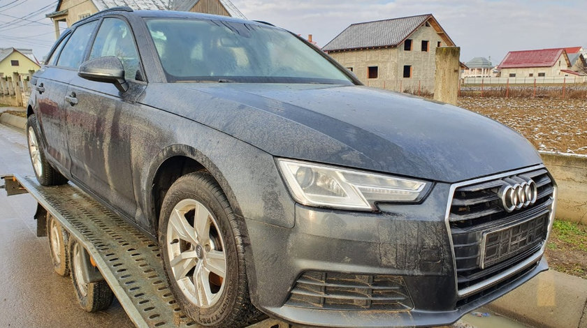 Rampa injectoare Audi A4 B9 2017 break 2.0tdi DEU