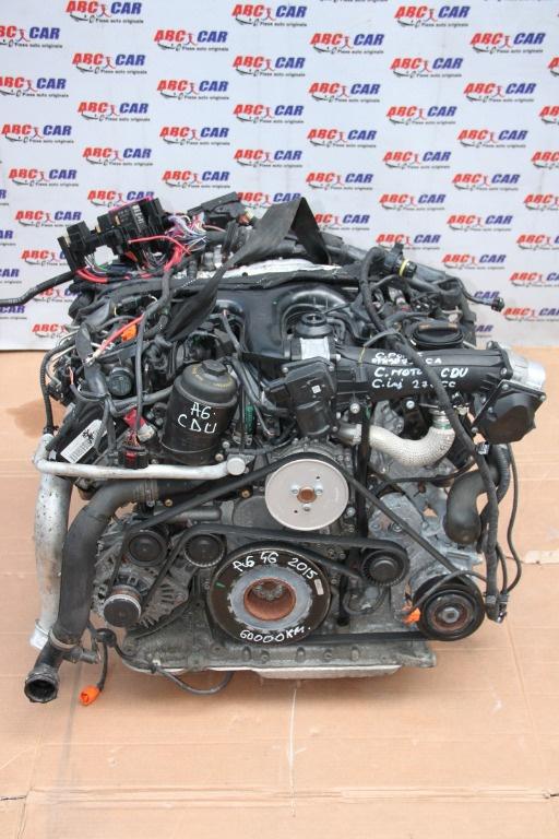 Rampa injectoare Audi A6 4G C7 3.0 TDI V6 cod: 059130089BS model 2016