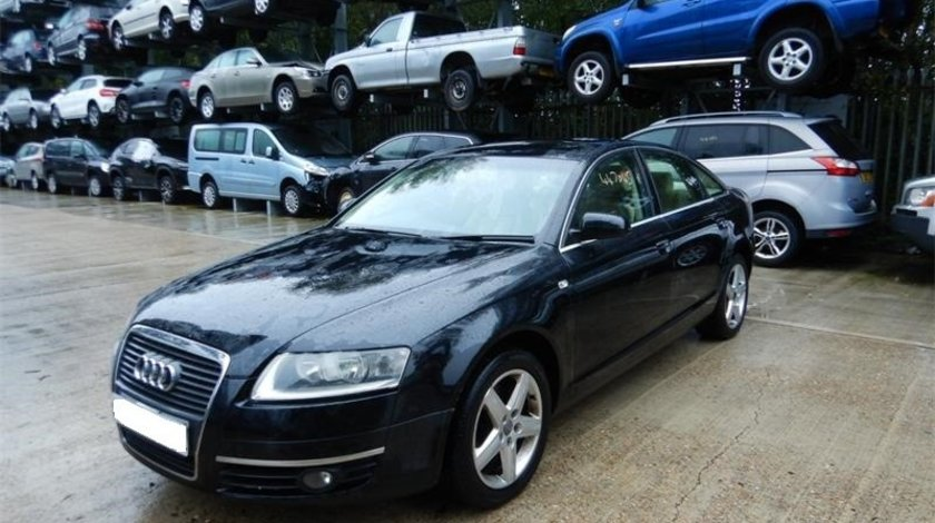 Rampa injectoare Audi A6 C6 2007 Berlina 2.0