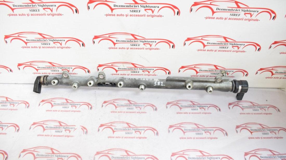 Rampa injectoare BMW 730 D E65 3.0 D 218 CP 7788679 0445216008 582
