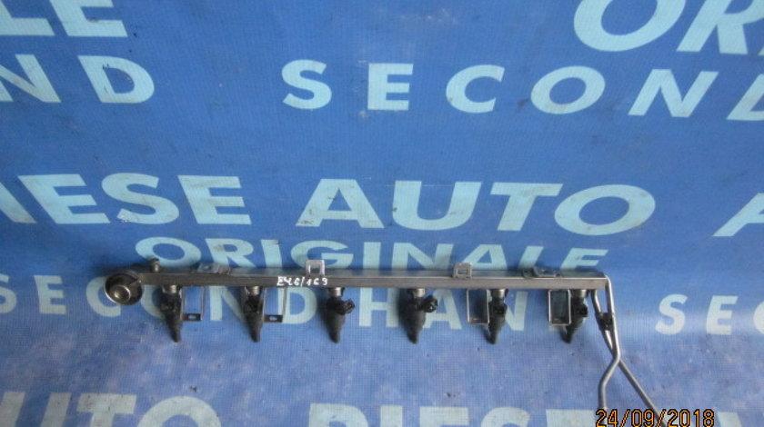 Rampa injectoare BMW E46 323ci; 1427335 (cu injectoare)