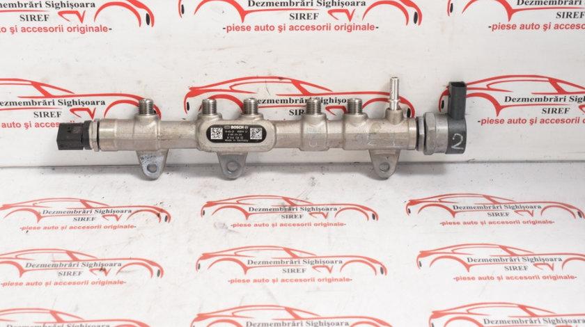 Rampa injectoare Bmw seria 3 F30 2.0 D B47 D20A 0445214315 2