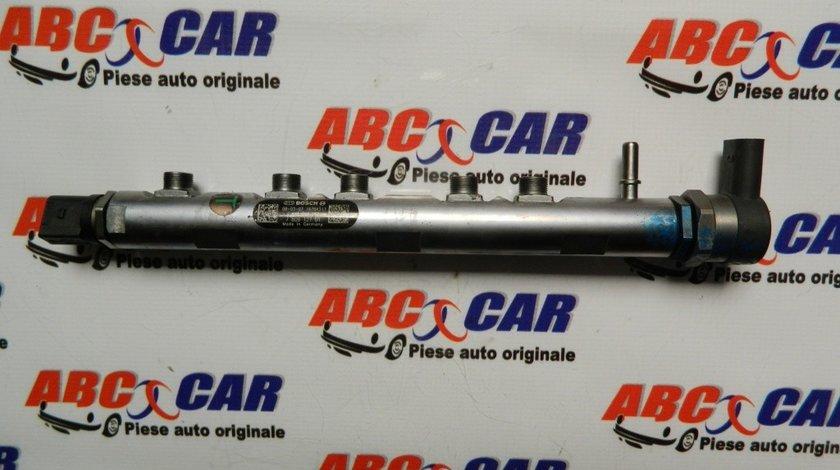 Rampa injectoare BMW Seria 3 Touring E91 2.0 D cod: 0445214182 model 2008